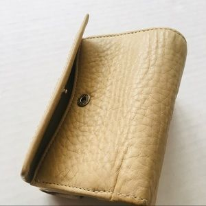 Coach Bags - Coach Small Buckle Wallet